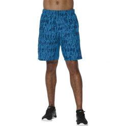 Asics GPX Woven 7'' Short 141086-8154. Niebieskie szorty męskie Asics, z materiału. W wyprzedaży za 89.99 zł.