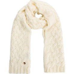 Szal GUESS - AW7878 WOL03  OFF. Szare szaliki i chusty damskie marki Giacomo Conti, na zimę, z tkaniny. W wyprzedaży za 189.00 zł.