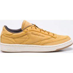 Reebok Classic - Buty BS5205. Szare buty sportowe męskie Reebok Classic, z gumy. W wyprzedaży za 251.91 zł.