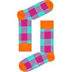 Happy Socks - Skarpety Lumberjack. Szare skarpety męskie Happy Socks. Za 39.90 zł.