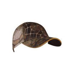 Czapka z daszkiem ACTIKAM 900. Brązowe czapki i kapelusze męskie SOLOGNAC. Za 49.99 zł.