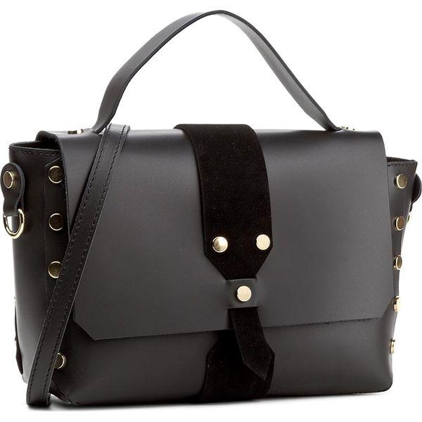 25a888a11a594 Torebka CREOLE - K10426 Czarny - Czarne torebki do ręki damskie ...