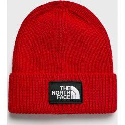 The North Face - Czapka. Czerwone czapki i kapelusze męskie The North Face. W wyprzedaży za 99.90 zł.