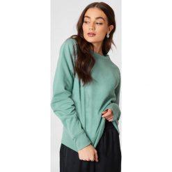 Rut&Circle Bluza Vera - Green. Zielone bluzy damskie Rut&Circle, z bawełny. W wyprzedaży za 60.98 zł.
