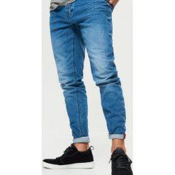 Jeansy COMFORT - Niebieski. Niebieskie jeansy męskie Cropp. Za 119.99 zł.