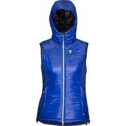 High Point Barier Lady Vest Turkish Blue M. Niebieskie kurtki sportowe damskie High Point, z polaru. W wyprzedaży za 549.00 zł.