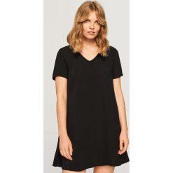 Sukienka mini - Czarny. Czarne sukienki damskie Reserved. Za 49.99 zł.