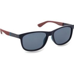 Okulary przeciwsłoneczne TOMMY HILFIGER - 1520/S Blue PJP. Okulary przeciwsłoneczne damskie marki QUECHUA. W wyprzedaży za 449.00 zł.