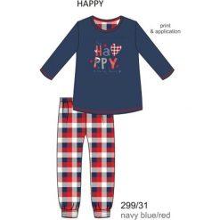 Piżama dziewczęca DR 299/31 Happy Granatowa r. 164. Szare bielizna dla chłopców Cornette. Za 71.28 zł.