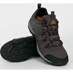 Columbia - Obuwie Peakfreak Venture. Szare trekkingi męskie Columbia, z gumy. W wyprzedaży za 269.90 zł.