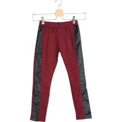 Bordowe Legginsy Love Me Like You Do. Czerwone legginsy dla dziewczynek Born2be, z jeansu. Za 14.99 zł.