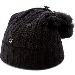 Czapka TWINSET - Cuffia OA7T6N  Nero 00006. Czarne czapki i kapelusze męskie Twinset. W wyprzedaży za 199.00 zł.