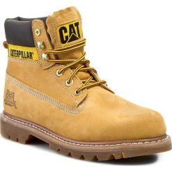 Trapery CATERPILLAR - Colorado PWC44100-940 Honey. Żółte śniegowce i trapery męskie Caterpillar, z materiału. W wyprzedaży za 369.00 zł.