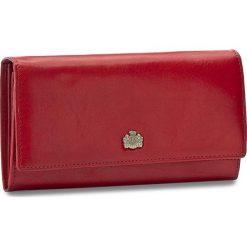 Duży Portfel Damski WITTCHEN - 10-1-052-3 Czerwony. Portfele damskie marki Wittchen. W wyprzedaży za 259.00 zł.