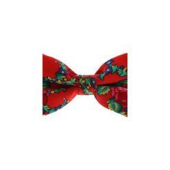 Mucha Red Aviation. Czerwone krawaty i muchy Underbeard. Za 89.00 zł.