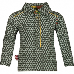 """Koszula """"Cedar Lane"""" w kolorze zielonym. Zielone koszule dla chłopców marki 4FunkyFlavours Kids, z klasycznym kołnierzykiem. W wyprzedaży za 82.95 zł."""
