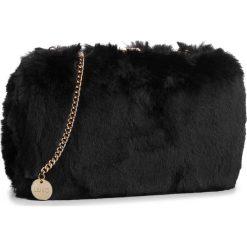 Torebka LIU JO - Minaudiere Fur Bono N68141 E0218 Nero 22222. Czarne torebki do ręki damskie Liu Jo, z materiału. Za 399.00 zł.