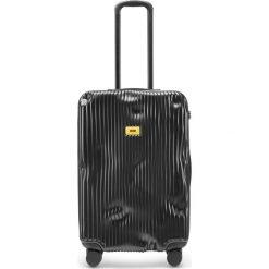 Walizka Stripe średnia Super Black. Walizki męskie Crash Baggage. Za 1,225.00 zł.