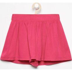Krótkie spodenki - Różowy. Spodenki dla dziewczynek marki bonprix. W wyprzedaży za 19.99 zł.