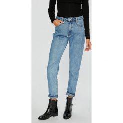 Tally Weijl - Jeansy Selma. Czarne jeansy damskie TALLY WEIJL. Za 149.90 zł.