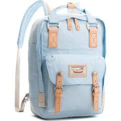 Plecak DOUGHNUT - D010-0059-F Macaroon Iceberg. Niebieskie plecaki damskie Doughnut, z materiału. Za 349.00 zł.