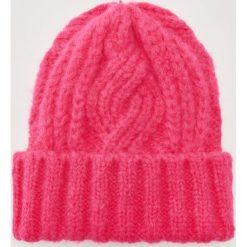 Czapka - Różowy. Czerwone czapki i kapelusze damskie House. Za 39.99 zł.
