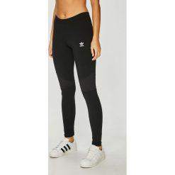 Adidas Originals - Legginsy. Szare legginsy damskie adidas Originals, z bawełny. Za 149.90 zł.