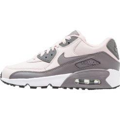 Nike Sportswear AIR MAX 90 Tenisówki i Trampki barely rose/gunsmoke/white/black. Trampki i tenisówki dziewczęce Nike Sportswear, z materiału. W wyprzedaży za 381.65 zł.