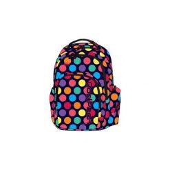 Plecak Coolpack Spark Lollipops 31l W Kółka. Brązowe torby i plecaki dziecięce CoolPack, z materiału. Za 109.00 zł.