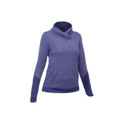 Sweter NH500 damski. Fioletowe swetry damskie QUECHUA. Za 69.99 zł.