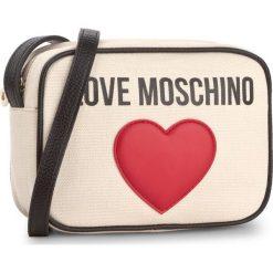 Torebka LOVE MOSCHINO - JC4138PP15L3010A  Naturale/Pebble Nero. Listonoszki damskie Love Moschino. W wyprzedaży za 339.00 zł.