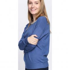 Niebieski Sweter Stand Alone. Niebieskie swetry damskie Born2be, na jesień. Za 39.99 zł.