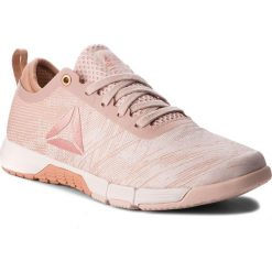Buty Reebok - Speed Her Tr CN2693  Beige/Brown/White/Copper. Czerwone obuwie sportowe damskie Reebok, z materiału. W wyprzedaży za 279.00 zł.