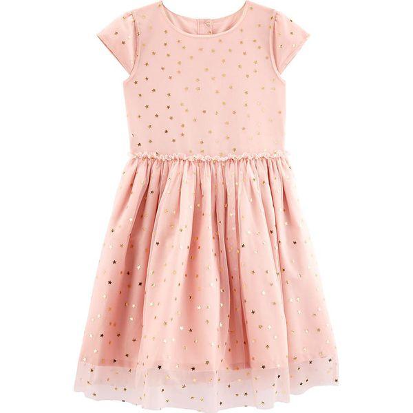 b02ae3b3 Sukienka w kolorze jasnoróżowym