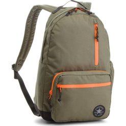 Plecak CONVERSE - 10006930-A04 366. Zielone plecaki damskie Converse, z materiału. W wyprzedaży za 149.00 zł.