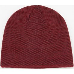 Czapka - Czerwony. Czerwone czapki i kapelusze damskie Reserved. Za 49.99 zł.