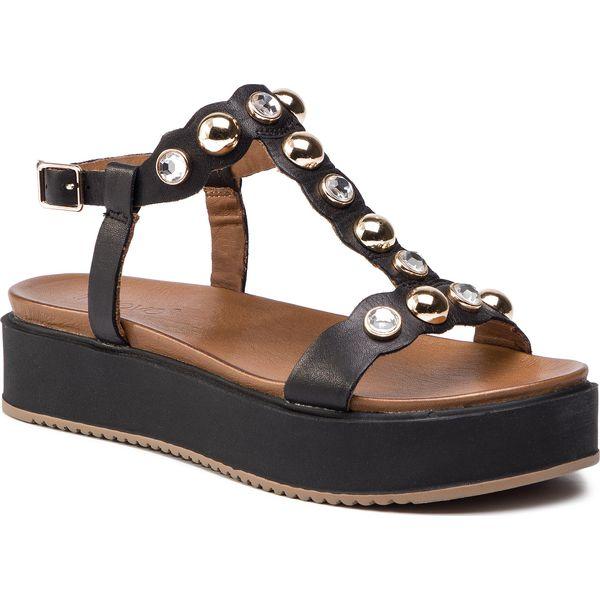 Sandały INUOVO 8733 Black