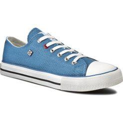 Trampki BIG STAR - T174108 Blue. Trampki męskie marki Converse. Za 79.00 zł.