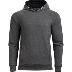 Bluza męska BLM601A - ciemny szary melanż - Outhorn. Szare bluzy męskie Outhorn, na lato, melanż, z materiału. W wyprzedaży za 59.99 zł.