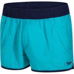 Speedo Spodenki Colour Mix 10 Watershorts Jade/Navy S. Niebieskie szorty sportowe damskie Speedo. W wyprzedaży za 65.00 zł.