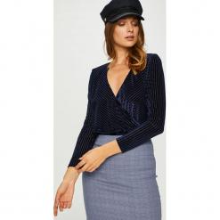 Answear - Bluzka Body. Bluzki damskie ANSWEAR, z elastanu, casualowe. W wyprzedaży za 99.90 zł.