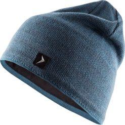 Czapka męska CAM605 - denim - Outhorn. Szare czapki i kapelusze męskie Outhorn. Za 34.99 zł.