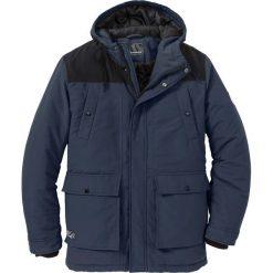 Kurtka parka zimowa Regular Fit bonprix ciemnoniebieski. Niebieskie kurtki męskie bonprix, na zimę. Za 269.99 zł.