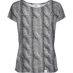 Colour Pleasure Koszulka damska CP-034  289 szara r. M-L. T-shirty damskie Colour Pleasure. Za 70.35 zł.