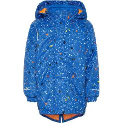 """Kurtka zimowa """"Snow03"""" w kolorze niebieskim. Kurtki i płaszcze dla chłopców Name it Outdoor, na zimę. W wyprzedaży za 117.95 zł."""