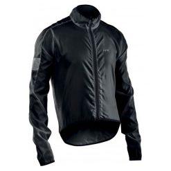 Northwave Kurtka Wodoodporna Vortex Jacket Black M. Czarne kurtki sportowe męskie Northwave. Za 155.00 zł.