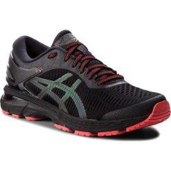 Buty ASICS - Gel-Kayano 25 Lite-Show 1011A022 Black/Black 001. Czarne buty sportowe męskie Asics, z materiału. W wyprzedaży za 559.00 zł.