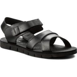 Sandały GEOX - U Glenn E U82V2E 00043 C9999 Black. Sandały męskie marki Wojas. W wyprzedaży za 259.00 zł.