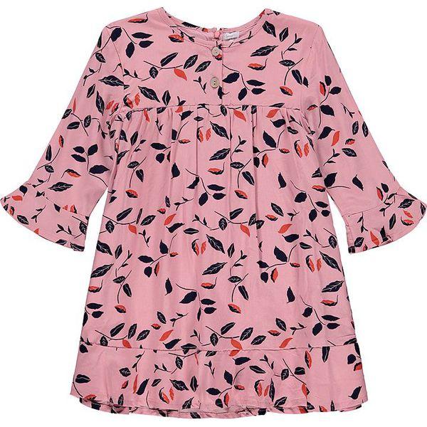 118c92b053 Sukienka w kolorze jasnoróżowym - Czerwone sukienki dla dziewczynek ...