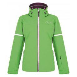 Dare 2b Kurtka Narciarska Amplify Jacket Fairway Green 14. Zielone kurtki snowboardowe damskie Dare 2b. W wyprzedaży za 272.00 zł.